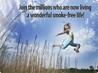 Free at last - now a non smoker