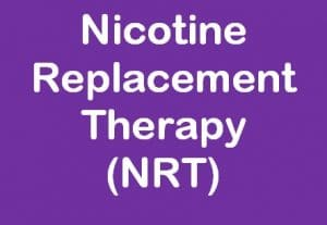 Nicotine Replacement Therapies and the Risks of Habituation