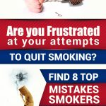 Mistakes Smokers Make When Trying to Quit