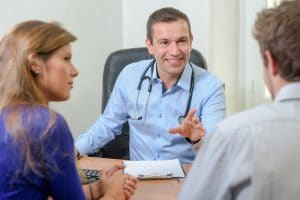 Dr Advising to use Quit Smoking Hypnosis
